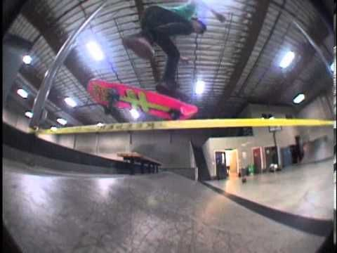 Skate Ninja William Spencer assassinates our minds with his insane skateboarding at The Berrics in Los Angeles.