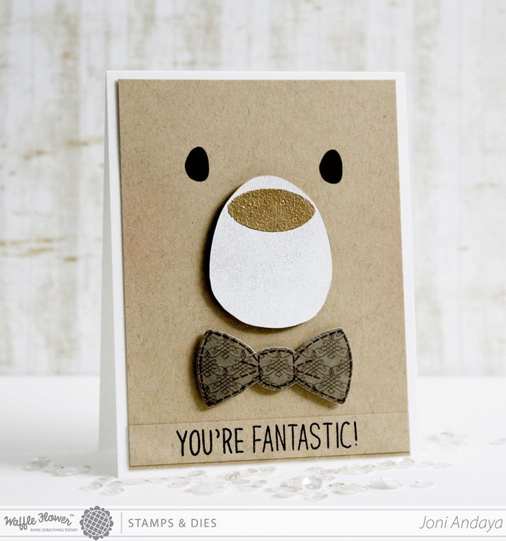 I've been looking for simple kids cards and I like this. Papell with Love: Card for Kids