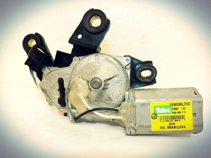 Motor del limpiaparabrisas de vidrio trasero para vehículos VOLKSWAGEN SAVEIRO años 2003 a 2006. (Nº PARTE: 5X9955711) http://articulo.mercadolibre.com.ve/MLV-415910389-5x9955711-motor-limpiaparabrisas-trasero-vw-parati-_JM