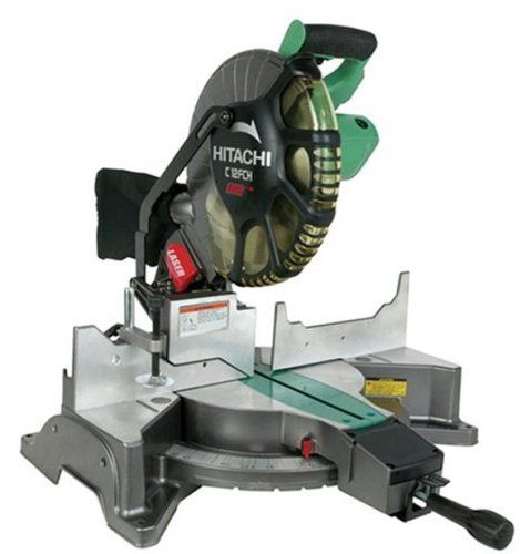 Hitachi C12FCH 15 Amp 12-Inch Compound Miter Saw with Laser  (Discontinued by Manufacturer) Review https://bestwoodplanerreview.info/hitachi-c12fch-15-amp-12-inch-compound-miter-saw-with-laser-discontinued-by-manufacturer-review/