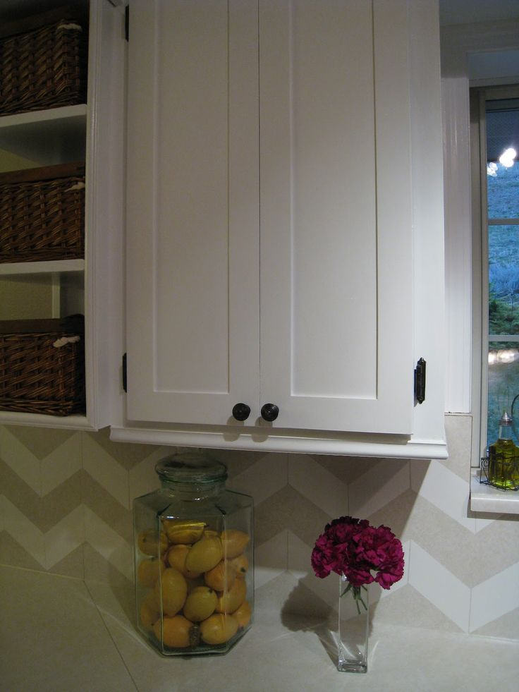 great ideas for updating the kitchen easypeasy grandma cabinet door redo she filled in the routed arches in her outdated doors and added thin poplar