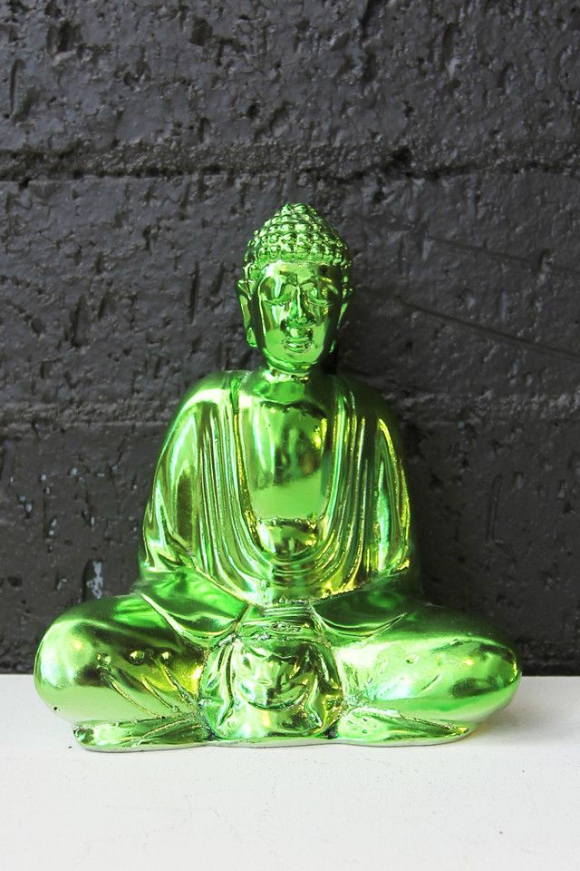 Little Buddha in Tinsel Green available at www.carouselbondi.com.au
