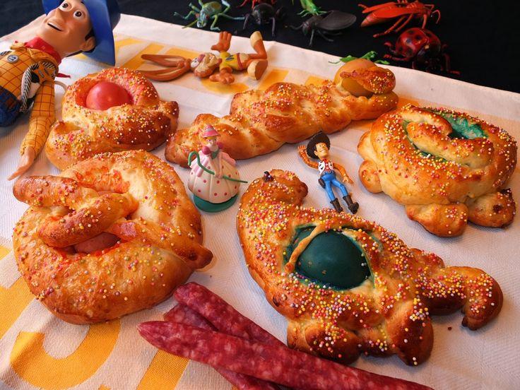 Cocinando con Lola García: Monas de Pascua