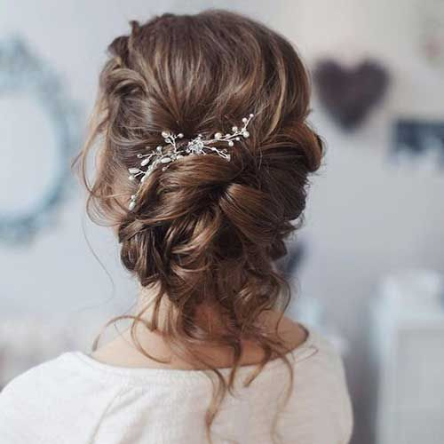 15+ Updo Hairstyles for Special Look //  #Hairstyles #look #special #Updo
