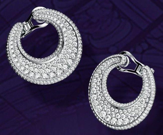 Crescent Moon 925 Sterling Silver Dangle Boucles d/'oreilles
