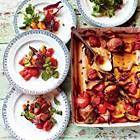Jamie Oliver: kleverige kip uit de oven zonder omkijken