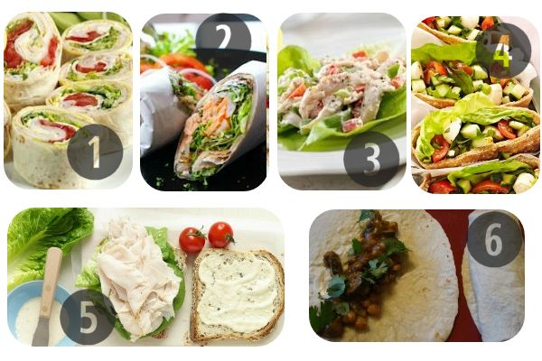 summer lunch at work ideas pdf