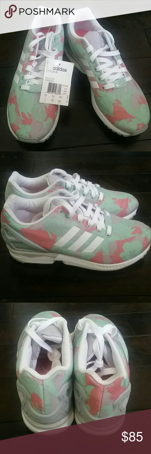 Adidas Torsion ZX Flux Brand new. No box. Adidas Shoes Sneakers