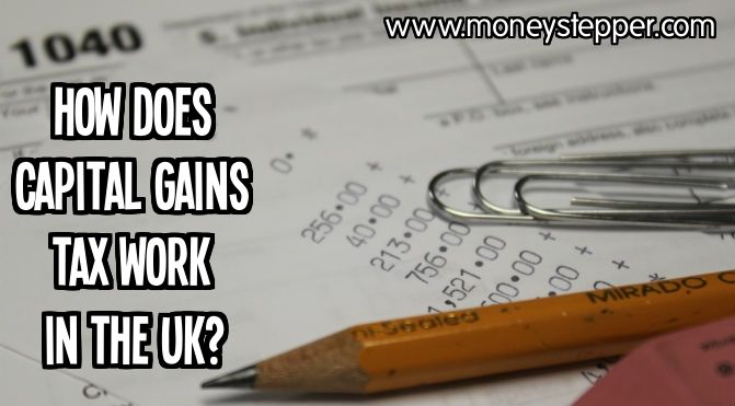 How does capital gains tax work in the UK - cover