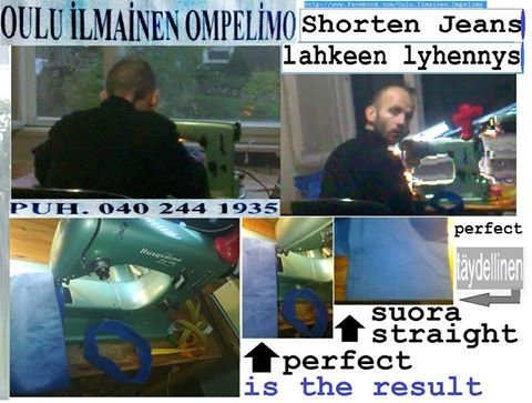 OULU ilmainen Ompelimo Sewing in Oulu For Free's photo.