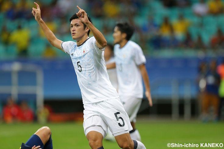 2016/8/10 リオデジャネイロ五輪 B組第3節 日本 1-0 スウェーデン サルバドル