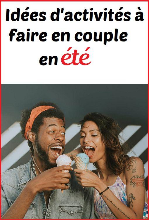 Idées activités à faire en couple, en été en 2020   Activités couple, Activité couple, Couple