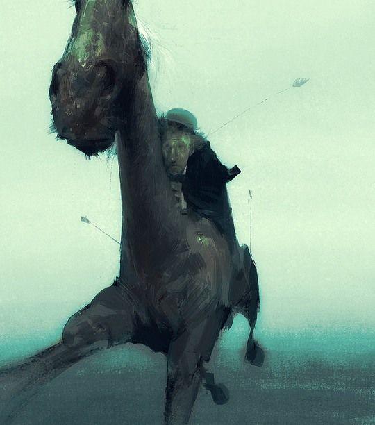 Digital Illustrations by SergeyKolesov