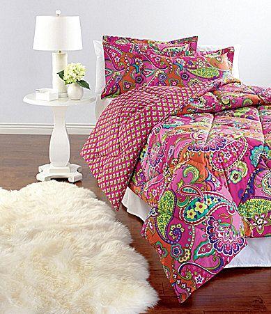 Vera bradley pink swirls bedding collection dillards more vera