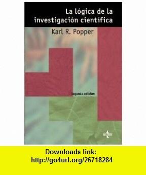 CONJETURAS REFUTACIONES PDF Y POPPER KARL