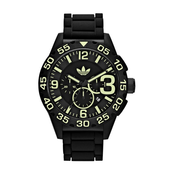 [ ADH2854 ] Newcomer Newburgh gets a sleek step up this season with the introduction of AdiGlow.  R2699.00  http://www.watchrepublic.co.za/brand/adidas/men/adidas-newburgh-watch-0