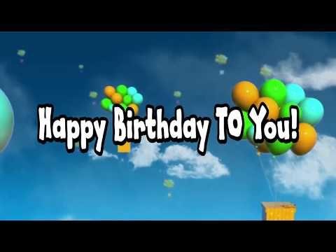 Facebook Geburtstagsvideo