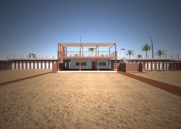 sinapsiarchitettura | giacomo airaldi architetto | MAR | ecobeach
