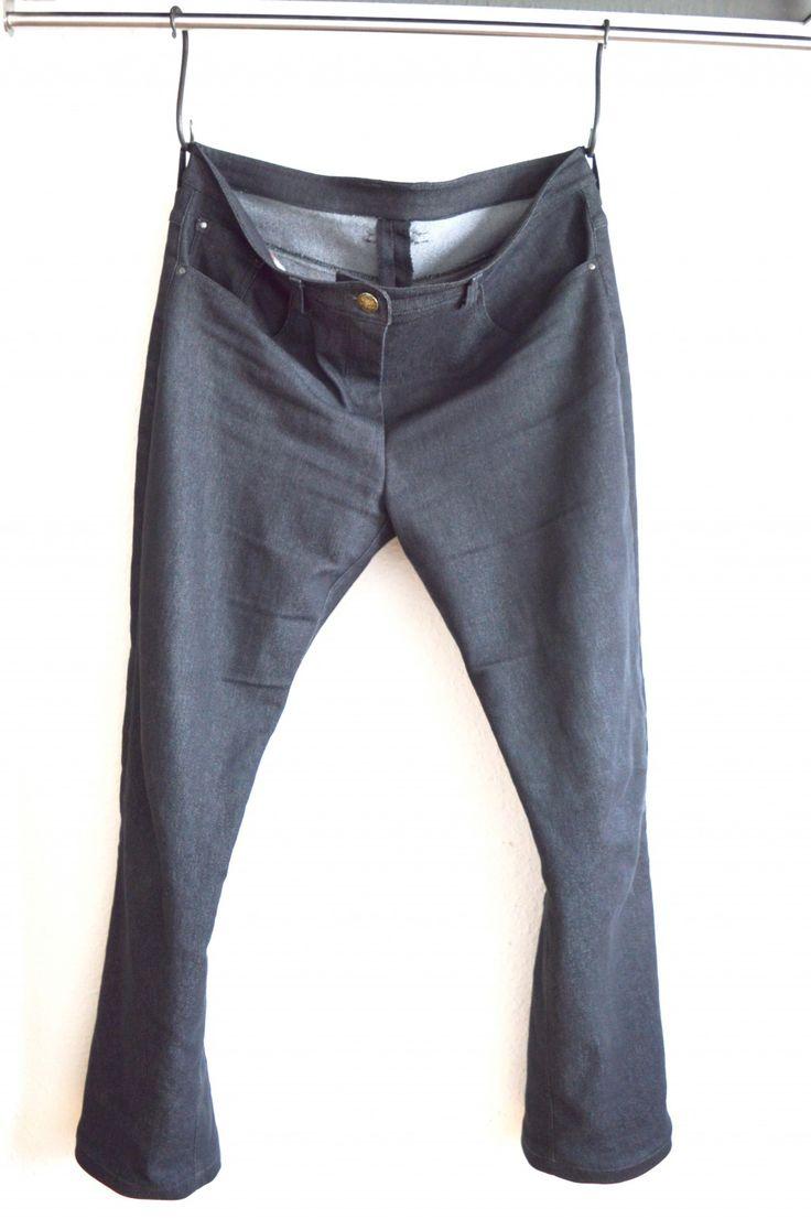 stramme jeans - sy dem selv!