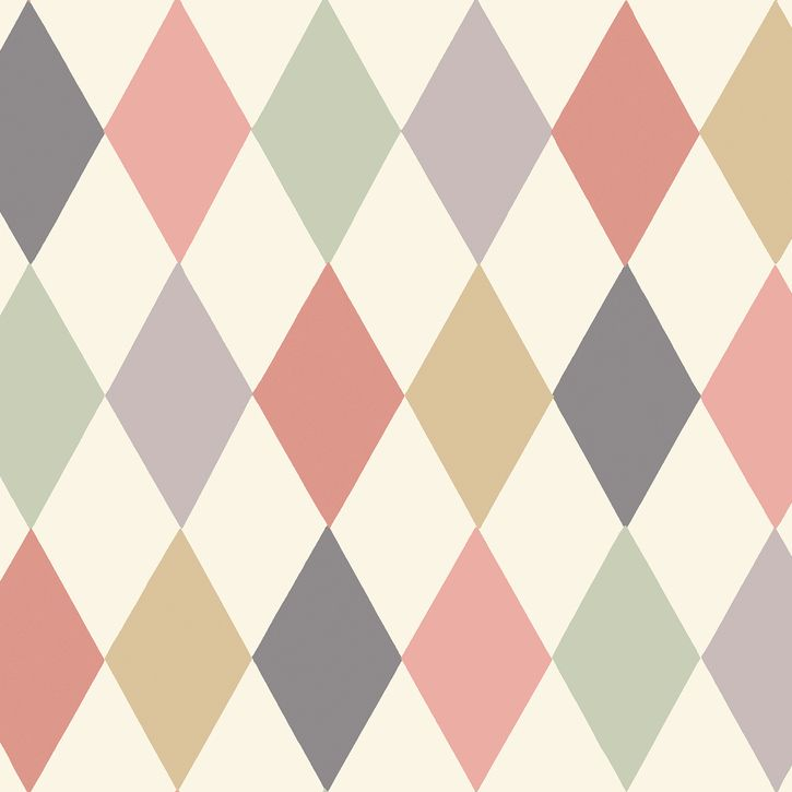 Cole and Son's Whimsical range wallpaper , Punchinello, stunning range of modern and classic children's wallpapers online
