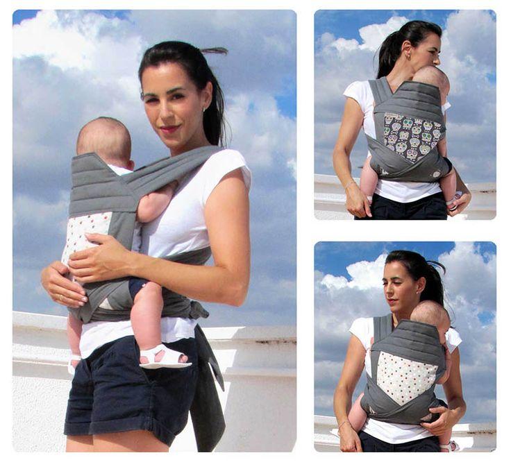 Cómo hacer un Mei Tai   Portabebés DIY  Descubre más sobre de los bebes en somosmamas.