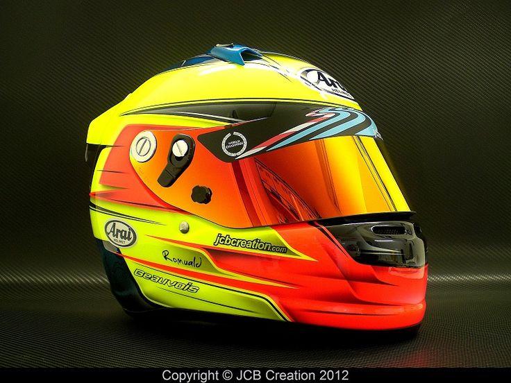 Realisation d'un casque personnalisé. - ForumMustang.com - Ford Mustang