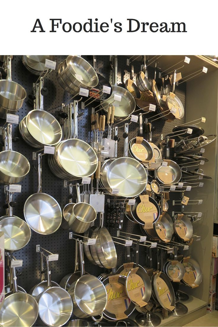 Calling all foodies.  This is THE list of the best food ingredient and cookware stores in Paris.