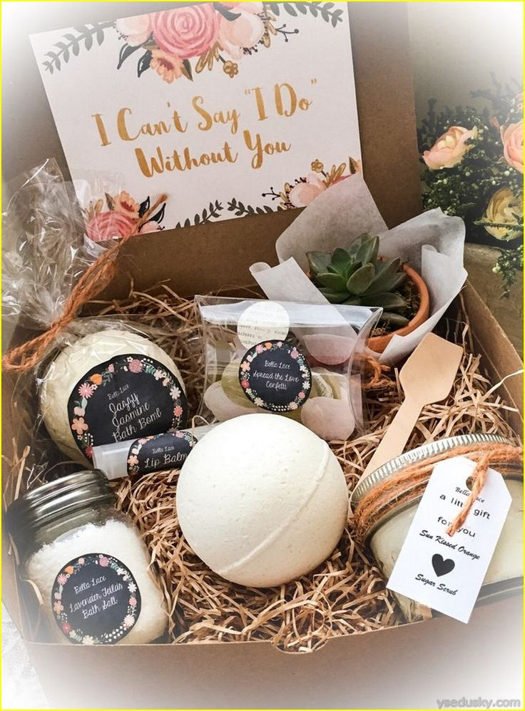 50 Best Bridesmaid Gifts DIY Cheap And Simple
