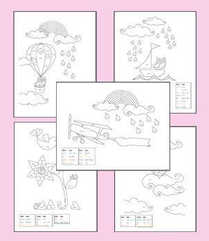 28 best images about color by sight word on pinterest shops sight word worksheets and colors. Black Bedroom Furniture Sets. Home Design Ideas