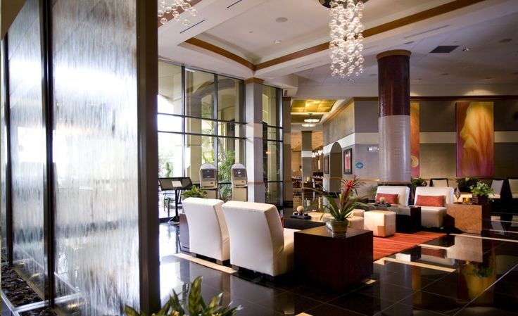 The Colors At The Doubletree Palm Beach Gardens Hotel Are Inspired By Flowers And Foliage On