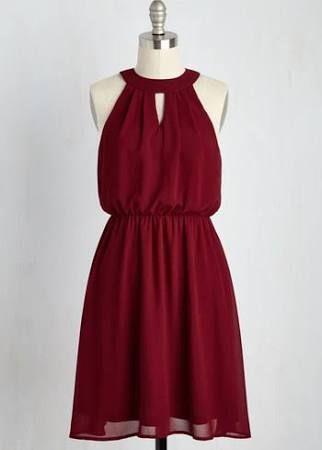 cranberry bridesmaid dresses
