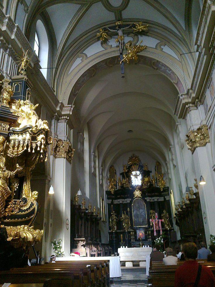 Tyniec22 - Opactwo Benedyktynów w Tyńcu – Wikipedia, wolna encyklopedia — Ricardo77