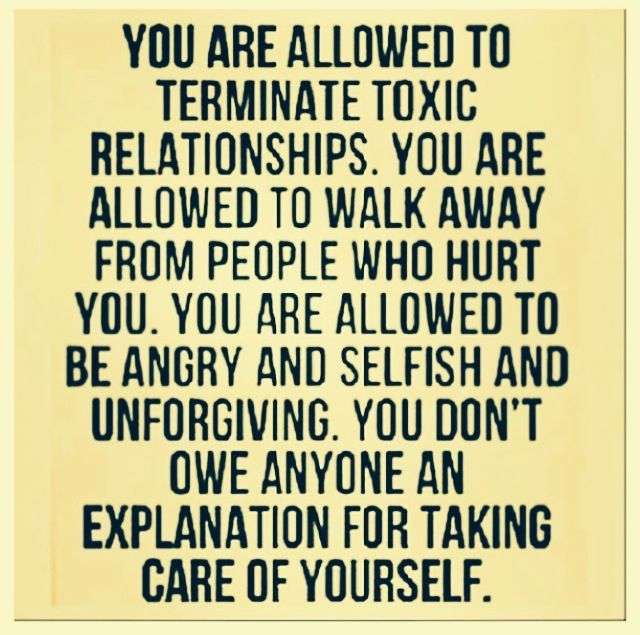 Toxic Marriage Quotes: You Are Allowed To Terminate Toxic Relationships