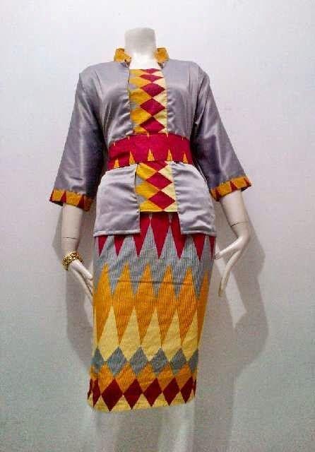 Batik Bagoes - Toko Batik Online Baju Dress Batik Encim motif kain batik RangRang  Call Order : 085-959-844-222, 087-835-218-426 Pin BB 23BE5500  Baju Dress Batik Encim motif kain batik RangRang Harga Rp.125.000.-/pasang Ukuran Baju Wanita : Allsize