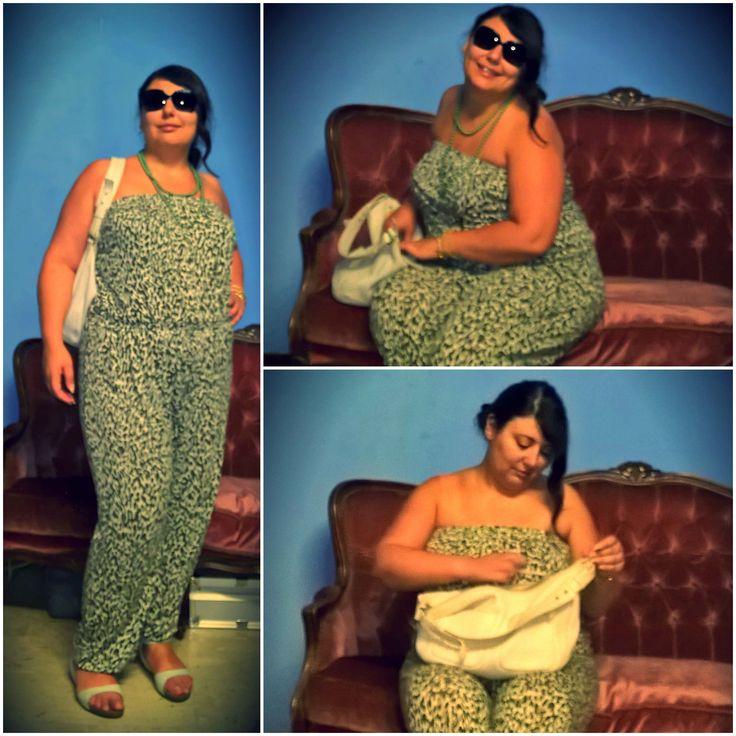 JUMPSUIT ANIMALIER #curvy #curvyblog #curvyoutfit #fashion #fashionblog #instafashion #jumpsuit #playsuit #plussize #plussizeblog #plussizeoutfit #plusize #plussize #suit #tuta