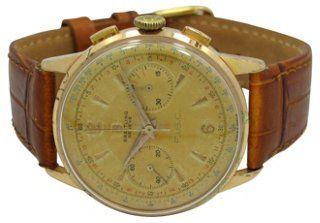 956 Breitling Chronograph,  FIGA