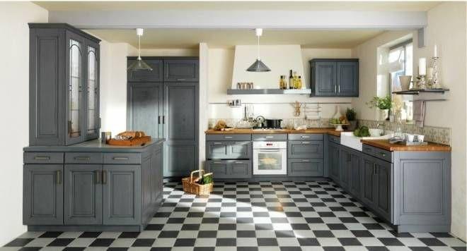 Modeles De Cuisine Chez Lapeyre Avec Images Meuble Cuisine Blanc Decoration Cuisine Cuisine Contemporaine