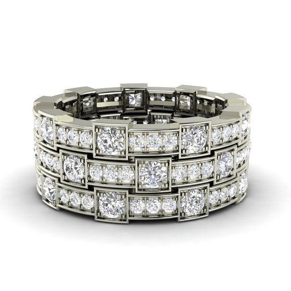 Diamond Engagement Ring  Diamond Ring  Diamond by Diamondere, $4004.00