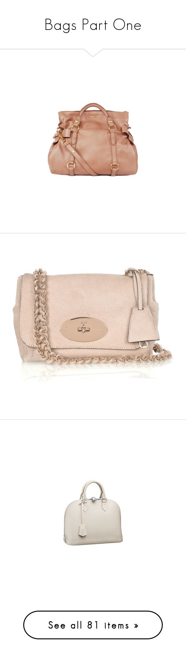 """""""Bags Part One"""" by k-amelia on Polyvore featuring bags, handbags, tote bags, purses, bolsas, borse, man bag, beige purse, purse tote and beige tote"""