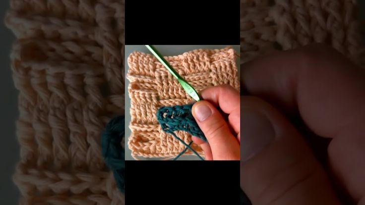 Crochet challenge: 30e jour (Point doigt de fée)