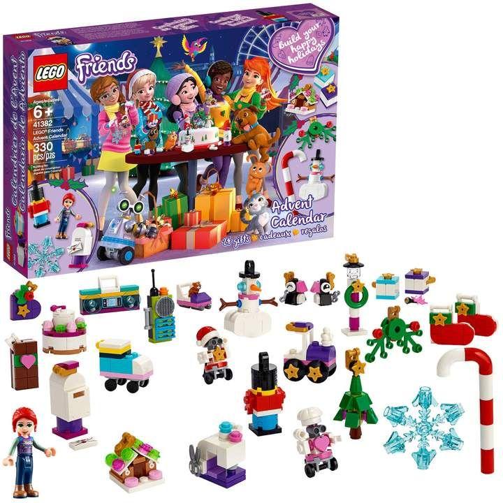 Lego Friends Advent Calendar 41382 Sponsored Aff Friends Lego Advent Lego Friends Toy Advent Calendar Lego City Advent Calendar