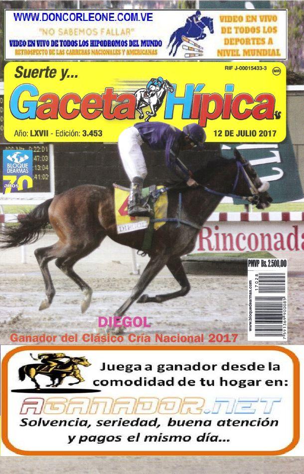 GACETA HIPICA