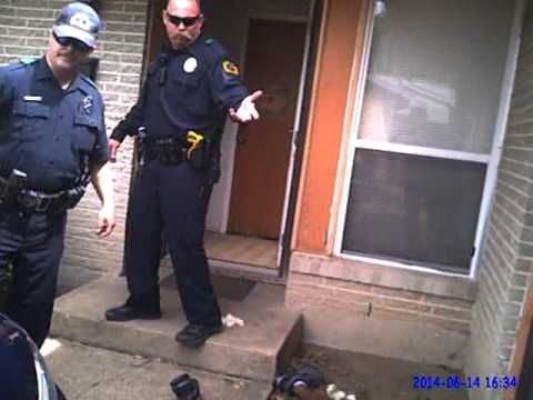 RAW BODY CAM: Dallas Police officers shoot mentally-ill Jason Harrison h...  Published on Mar 18, 2015 The family of a mentally-ill man shot by Dallas Police officers when he walked to his front door carrying a screwdriver last year released video Monday of the deadly incident