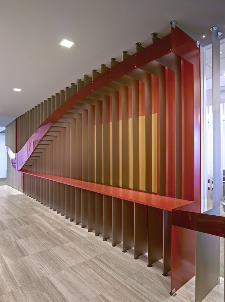 Solutions Wall Systems Fin Wall By Arktura Pwc