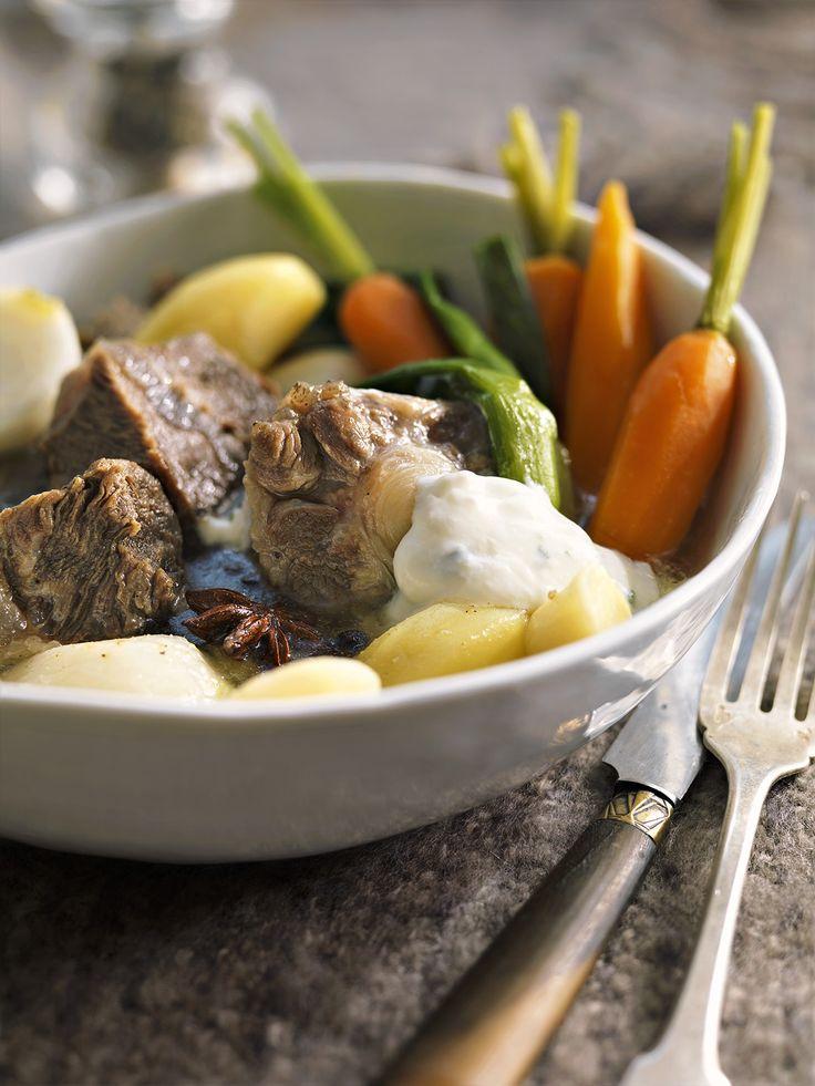 Le plat culte français, réalisé dans les règle du grand art de la cuisine.