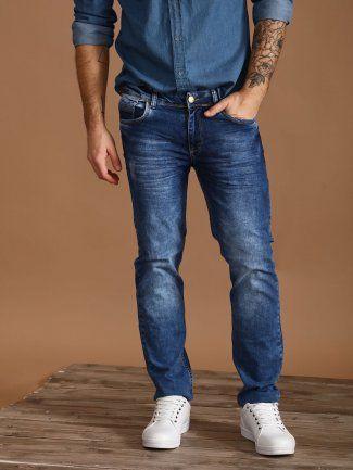 Spodnie męskie - atrakcyjne wzory, światowe trendy, zabawa stylem. Oryginalna odzież męska do pracy i po godzinach. Spodnie jeansowe i nie tylko… Obejrzyj kolekcję!
