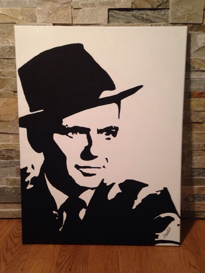 Barbo , pop art , Frank Sinatra