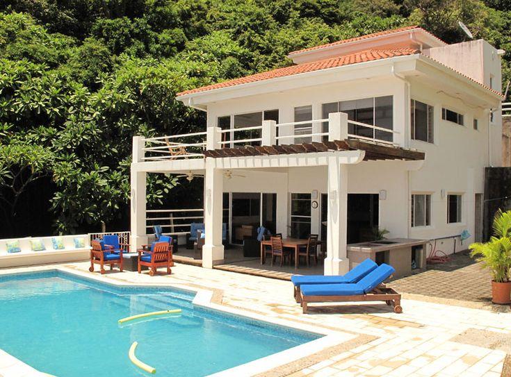 Beautiful Beach Houses For Sale In Nicaragua Part - 5: Aurora Beachfront - Nicaragua Real Estate Listing - Casa Samelia At Pacific  Marlin