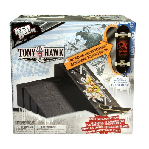 Tech Deck Build A Park Ebay