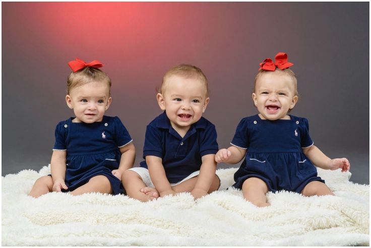 Eterno FotoArte: Studio photography, babies, triplets  Fotografía en estudio, bebés, trillizos  *Managua, Nicaragua
